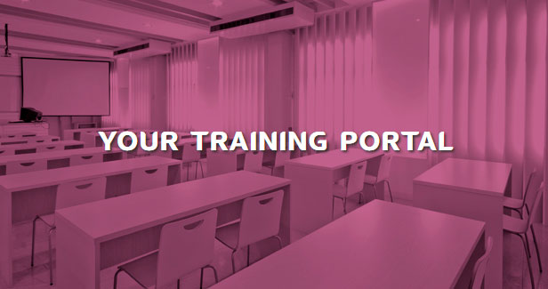 Your training portal
